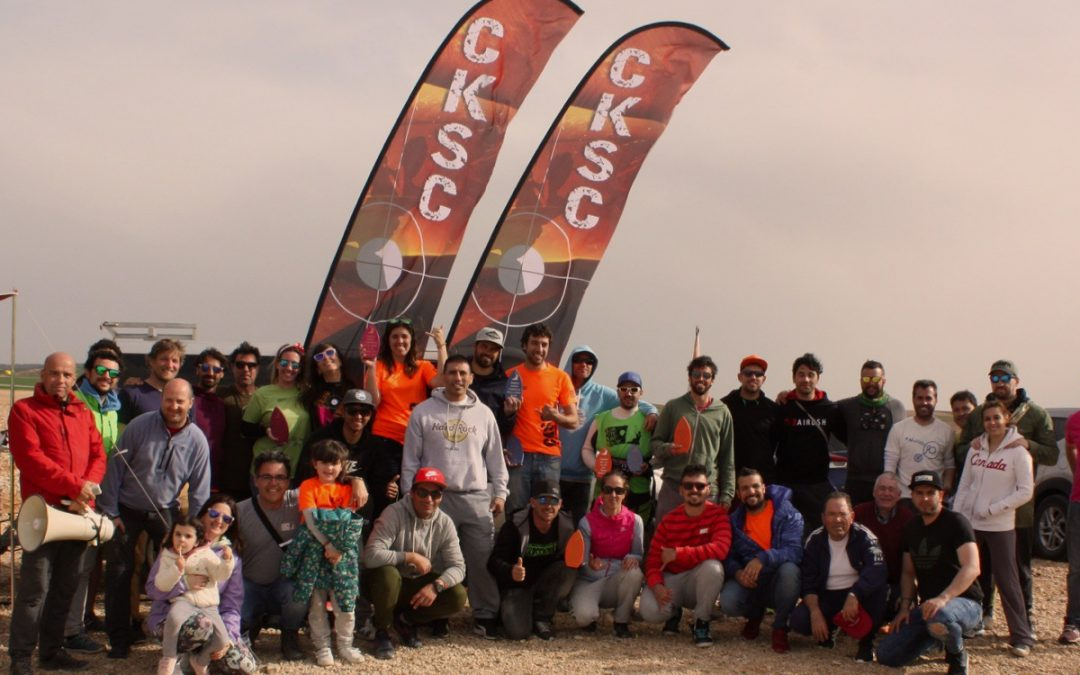 BIG JUMP Y LIGA WINDSURF CKSC ABRIL 2018