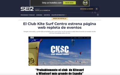 INAUGURACIÓN DE LA NUEVA WEB DEL CKSC