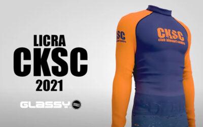 Licra CKSC 2021 Glassy