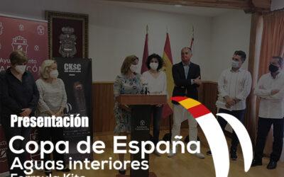 Presentación Copa España 2021 Formula Kite de Aguas Interiores